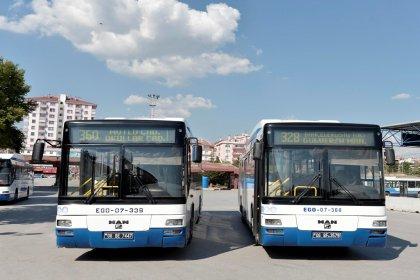 Ankara'da toplu ulaşıma 'sokağa çıkma yasağı' düzenlemesi