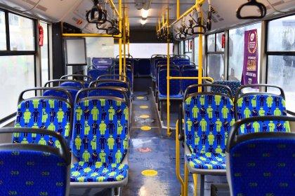 Ankaralılar seçti: EGO otobüslerinin koltuk kılıfları yenilendi