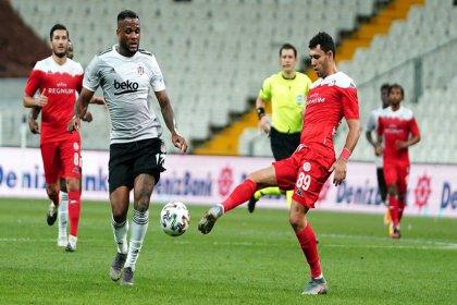 Antalyaspor, Beşiktaş'la 1-1 berabere kaldı