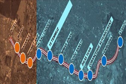 Ataköy-İkitelli Metro Hattı'nda tünel kazısı tamamlanıyor