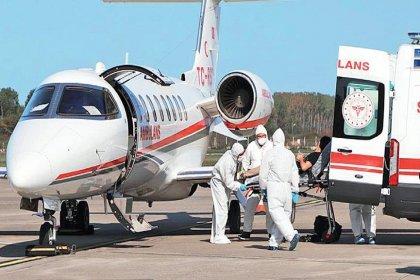 'Atatürk Havalimanı'na yapılan hastanede yurt dışından getirilen hastalar 20 bin dolara tedavi ediliyor'