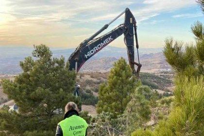 Avanos Özkonak'ta doğa talanına karşı imza kampanyası