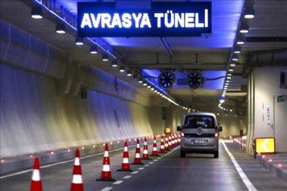 Avrasya Tüneli'nde koronavirüs faturası: Devletin kasasından 192 milyon lira ödenecek