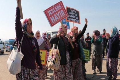 Aydın'da jeotermallere karşı direnen köylülere 3 bin 150 lira para cezası