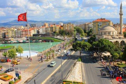 Aydın'da sokağa maskeyle çıkmak zorunlu hale getirildi