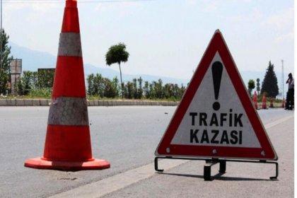 Aydın'da tarım işçilerini taşıyan minibüs devrildi: 18 yaralı