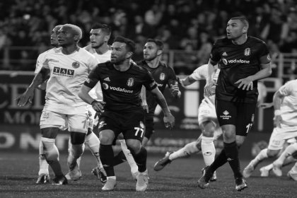Aytemiz Alanyaspor 1 - 2 Beşiktaş