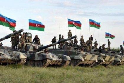 Azerbaycan: Dağlık Karabağ'da ordu birliklerinin ilerleyişi sürüyor