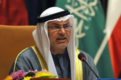 BAE Dışişleri Bakanı: Türkiye, Arapların içişlerine karışmasın, bu asırda sömürgeci hayallere yer yok