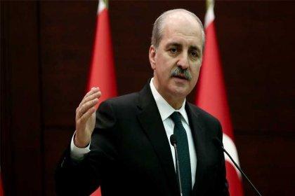 Bahçeli'nin 'HDP'nin kapatılması çağrısına' Numan Kurtulmuş'tan yanıt
