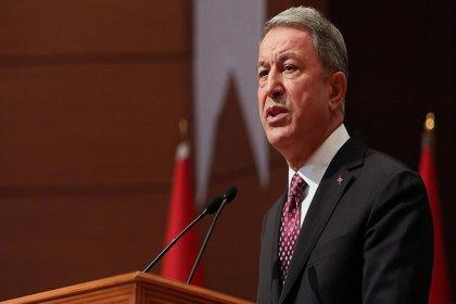 Bakan Akar: Ermenistan'a karşı Azerbaycan'ın yanındayız