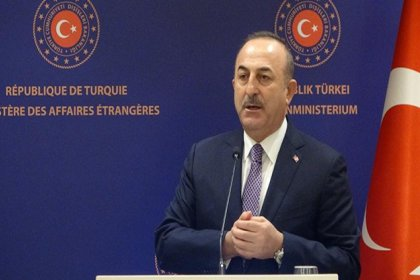 Bakan Çavuşoğlu'dan 'idlib' açıklaması