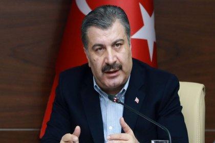 Bakan Koca: 6 kişi Çin'den Türkiye'ye dönmekten kendi rızasıyla vazgeçti
