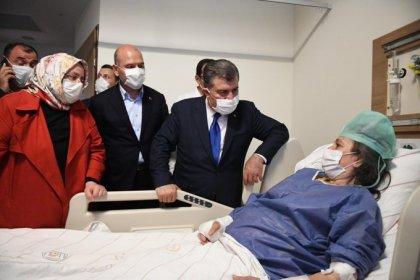 Bakan Koca; Sakarya'da havai fişek fabrikasında patlamada 4 kişi hayatını kaybetti, hastaneye kaldırılan 114 kişiden 92'si taburcu oldu, 22'sinin tedavisi sürüyor