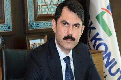 Bakan Kurum: Elazığ'da 19 bin 300 bağımsız konut için çalışmaları başlattık