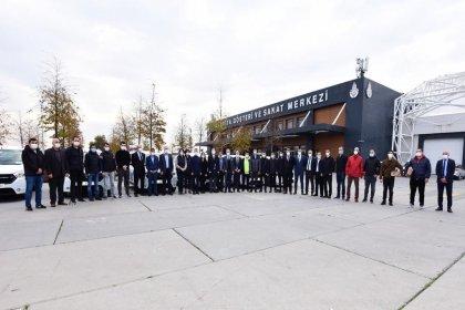 Bakanlık talep etti, İBB ekipleri hasar tespit çalışmaları için İzmir'e gönderildi