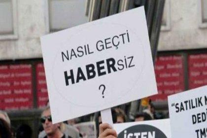 Basın meslek örgütlerinden Berat Albayrak'ın istifasını 'haber veremeyen' medyaya tepki