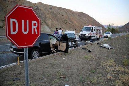 Bayram süresince trafik kazalarında 45 kişi yaşamını yitirdi