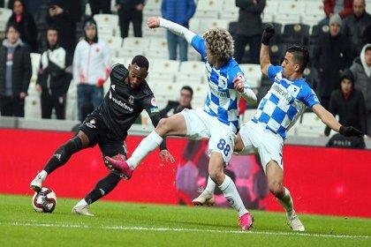 Beşiktaş: 2 - BB Erzurumspor: 3