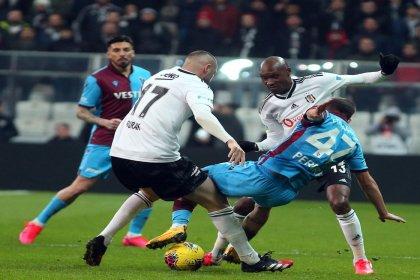 Beşiktaş 2- Trabzonspor 2