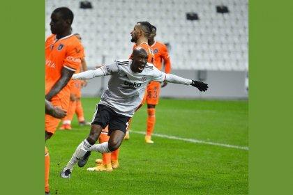 Beşiktaş 3-2 Medipol Başakşehir'i yendi