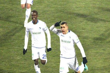 Beşiktaş, BB Erzurumspor'a 3-2 mağlup oldu