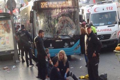 Beşiktaş'ta durağa dalan şoföre 210 yıl hapis cezası istendi