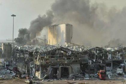 Beyrut'taki patlamaya ilişkin yeni gelişme