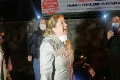 """Bimeks işçisi Dilek Aslan: """"Polisi karşımda değil arkamda görmek istiyorum"""""""