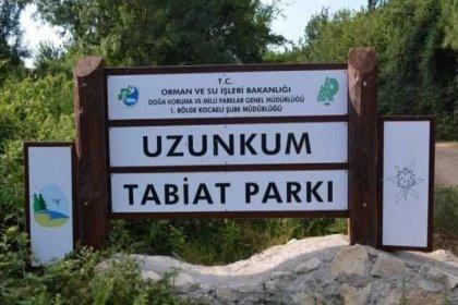 'Bir tabiat parkı daha ranta kurban mı ediliyor?'