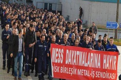 Birleşik Metal İş 5 Şubat'ta 41 fabrikada greve gidecek
