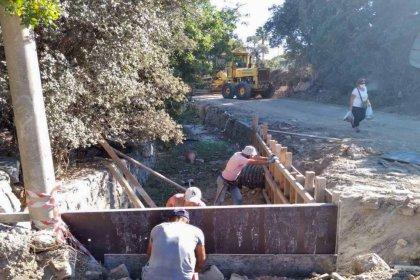Bodrum Belediyesi yağmur kanallarında iyileştirme çalışması gerçekleştirildi