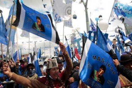 Bolivya'da devlet başkanlığı seçimini sosyalist aday Luis Arce kazandı