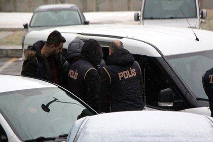 Bolu'da IŞİD şüphelisi 3 kişi adliyede