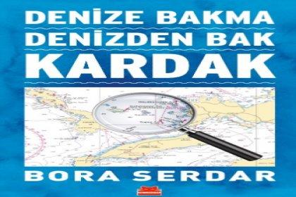 Bora Serdar'ın ilk kitabı çıktı