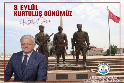 Burhaniye Belediye Başkanı Ali Kemal Deveciler, Balıkesir'in düşman işgalinden kurtuluşunun 98. yılında mesaj yayınladı