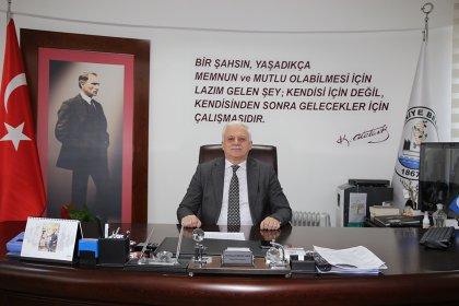Burhaniye Belediye Başkanı Ali Kemal Deveciler'in Ramazan Bayramı Mesajı