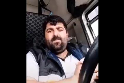'Çalışmasam ekmek yok. Beni virüs öldürmez, senin bu düzenin öldürür' dediği için gözaltına alınan Malik Yılmaz: Sanırım işimden de oldum