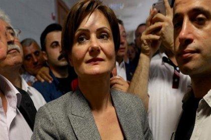 """Canan Kaftancıoğlu'na """"Fahrettin Altun"""" soruşturmasında takipsizlik kararı"""