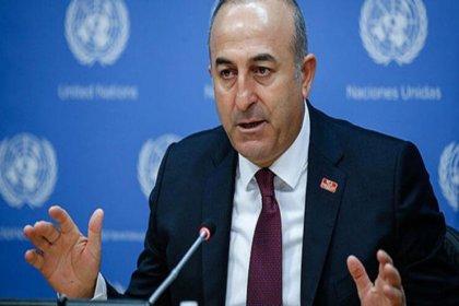 Çavuşoğlu: 128 ülke Türkiye'den tıbbi malzeme talep etti, yarısını karşıladık