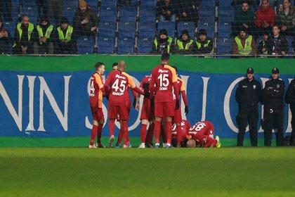 Çaykur Rizespor ile Galatasaray 1-1 berabere kaldı