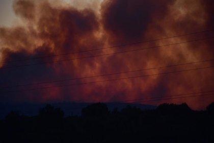 Çeşme'de yangın: 4 bin kişi tahliye edildi