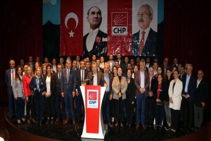 CHP Adana il ve ilçe örgütlerinden Kılıçdaroğlu'na destek