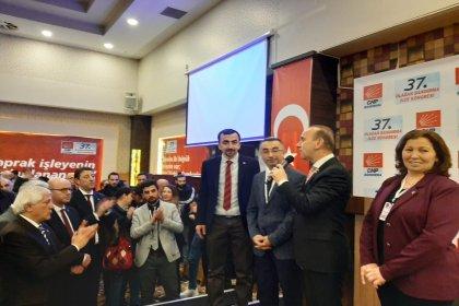 CHP Bandırma yeni ilçe başkanı Selim Panç oldu