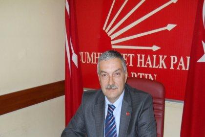 CHP Bartın İl Başkanlığı'na Selim Karakaş seçildi