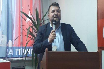 CHP Başakşehir İlçe Başkanı Deniz Bakır oldu