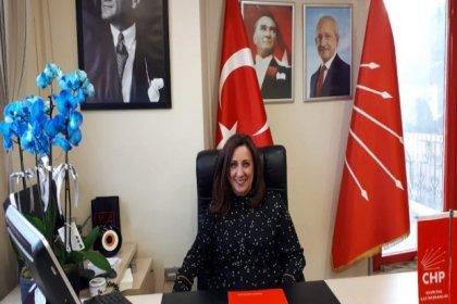 CHP Beşiktaş ilçe başkanı yeniden Av. Gözde Fil oldu