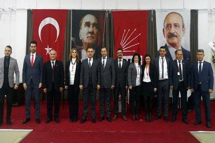 CHP Çan ilçe örgütünün yeni başkanı Harun Arslan seçildi