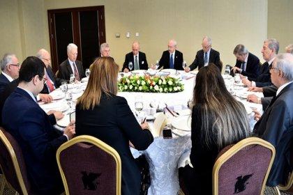 CHP, Dışişleri komisyonu Kılıçdaroğlu başkanlığında Suriye gündemi ile toplandı