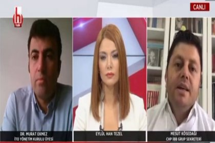 İBB CHP Meclis Grup Sözcüsü Kösedağı: Mart-Nisan döneminden daha kötü durumdayız